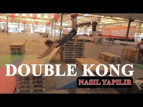 Double Kong Nasıl Yapılır - Parkour Temel Hareketler