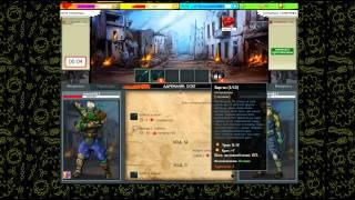 Видео обзор браузерной игры Полный Пи, играть в игру