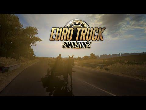 Новое дополнение к Euro Truck Simulator 2 может перенести нас на Балканы