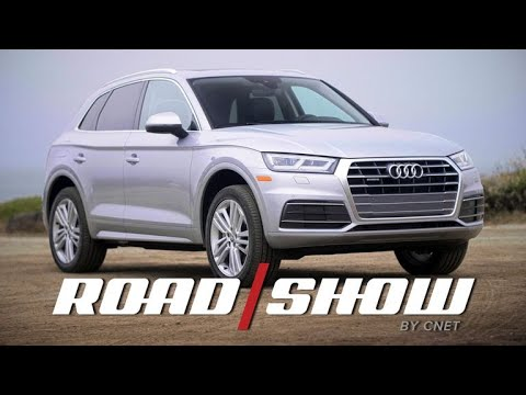 2018 Audi Q5 is everything good about the Q7, just smaller