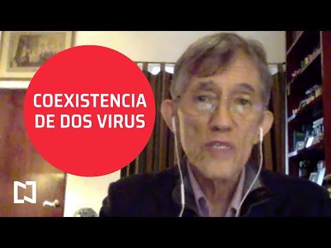 ¿Cómo interactúan los virus de la influenza y del covid en el cuerpo? - Es la hora de opinar