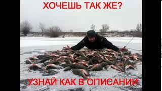 Рыбалка на форель зимой на пасту / 1 Часть !