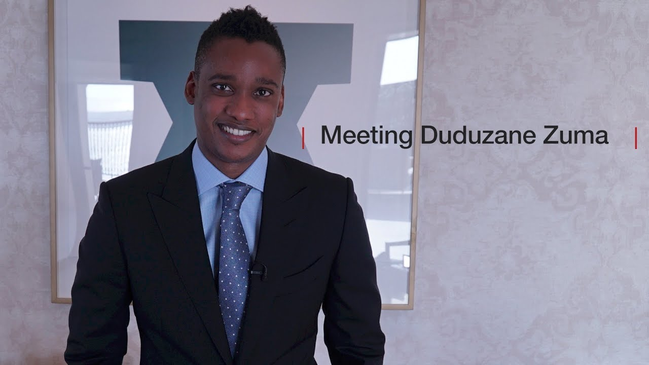 Duduzane Zuma: Exclusive BBC interview with the South African President's son #1