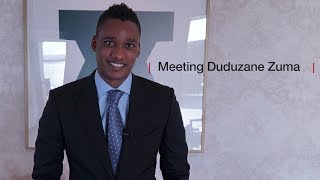 Duduzane Zuma: Exclusive BBC interview with the South African President