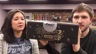 Gamestop Black Friday Mystery Box Unboxing