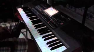 Tình bọt nước - Guitare KORG Pa900