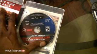 Need For Speed Hot Pursuit unbox