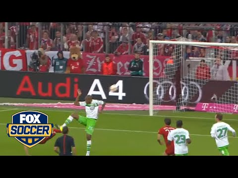 Robert Lewandowski scores five goals in 9 minutes | Bayern Munich vs. Wolfsburg Mp3