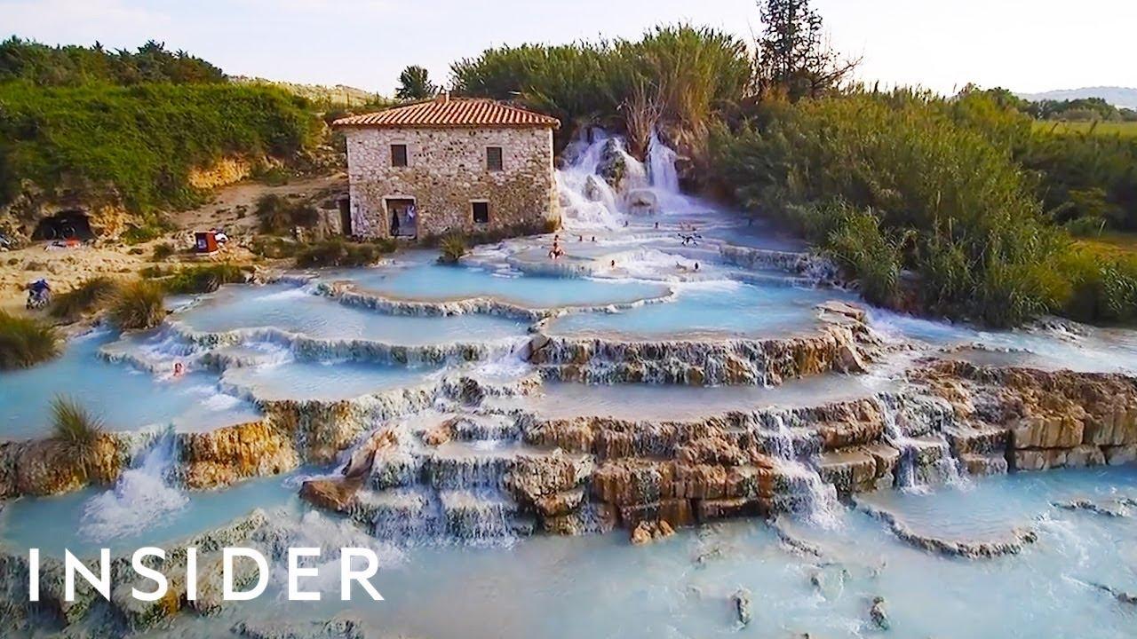 7 најдобри природни базени во Европа
