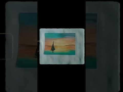 Abstract painting   wall decor   abstract art   shorts   abstract art