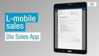 L-mobile sales | Die mobile Sales App