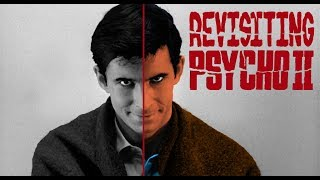 Sympathy For The Devil: Revisiting Psycho II - FEATURING TOM HOLLAND