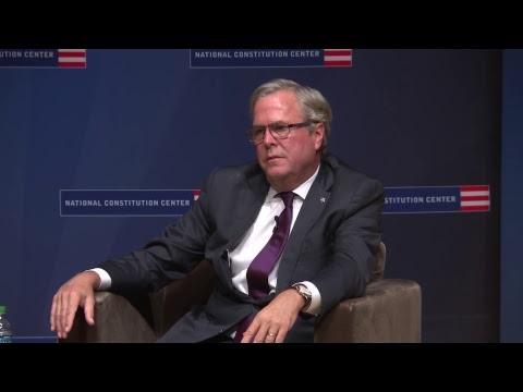 Jeb Bush: 14th Annual John M. Templeton, Jr. Lecture