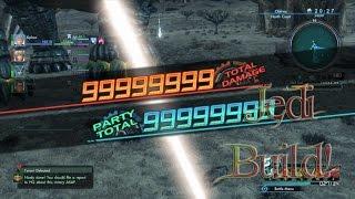 Xenoblade Chronicles X - The Jedi Build!