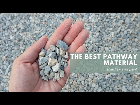 Don't Use Pea Gravel For Your Garden Path | Catherine Arensberg