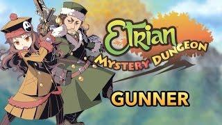 Etrian Mystery Dungeon: Gunner Trailer