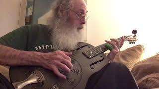 Blues guitar lesson in open D tuning. Messiahsez shows how to play slide guitar blues in open D!!