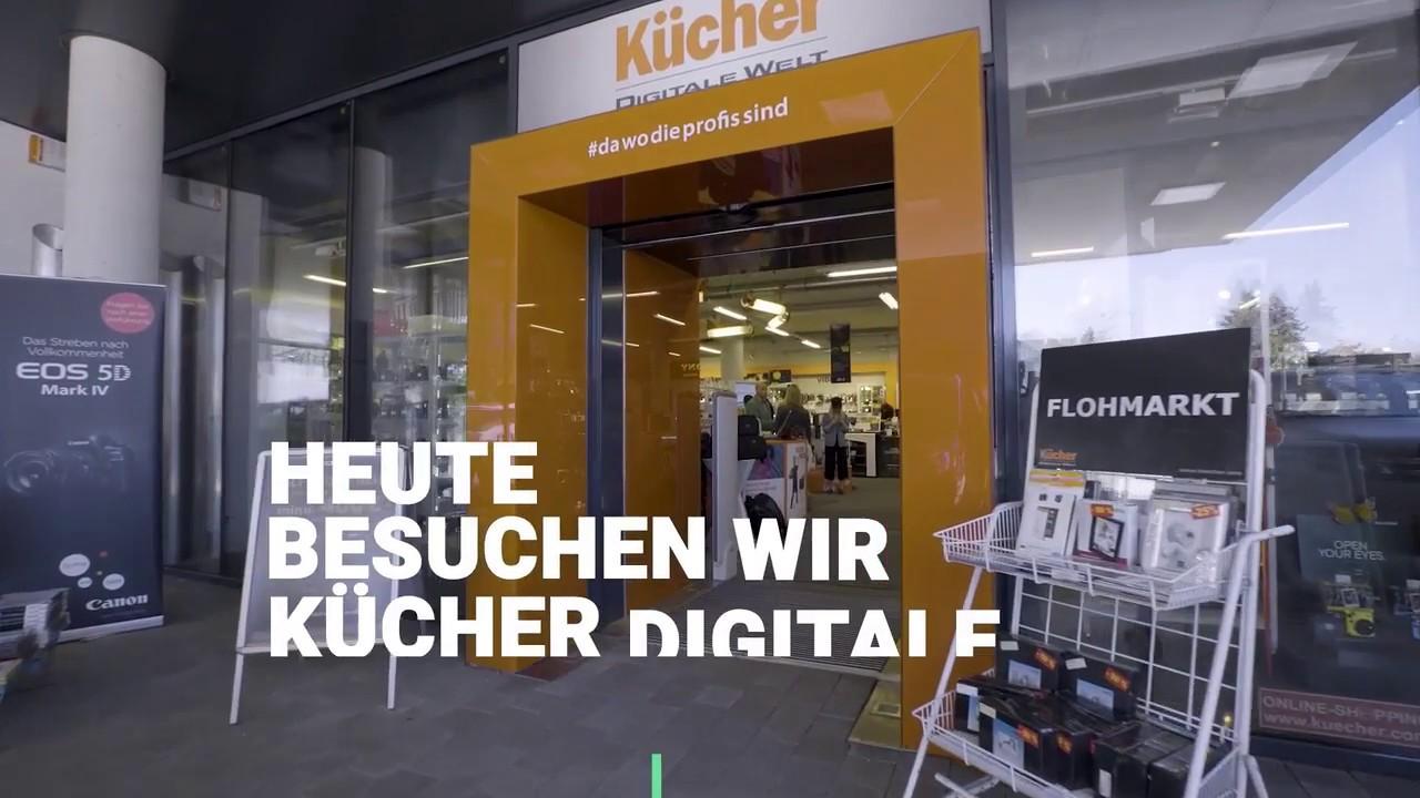 Kucher Digitale Welt Da Wo Die Profis Sind Youtube
