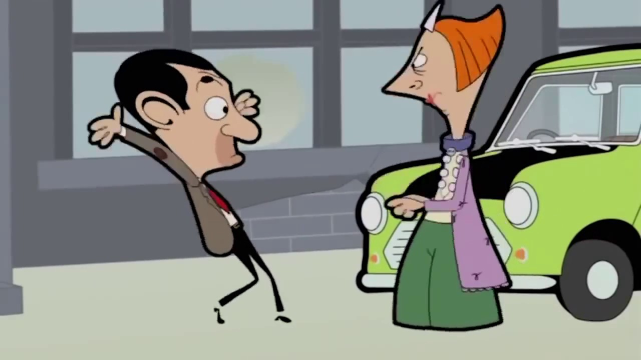 Mr Bean HD Cartoon Full Episode