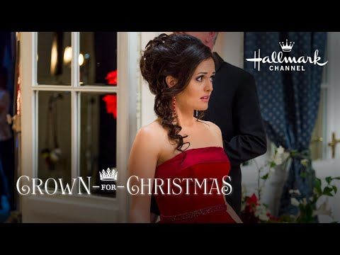 Crown For Christmas  Stars Danica McKellar and Rupert Penry Jones