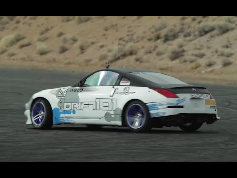 How to Slide a Supercharged 350Z With Drift 101