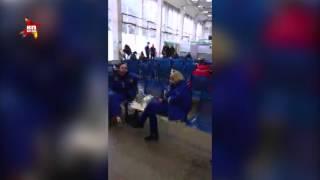 Аэропорт Ростов-на Дону. Первые часы после крушения Боинга-737 компании Fly Dubai