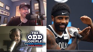 Chris Broussard & Rob Parker - Kyrie Irving's Disdain for the Media Only Hurts Himself