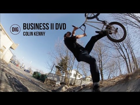 Business BMX II DVD - Colin Kenny Section
