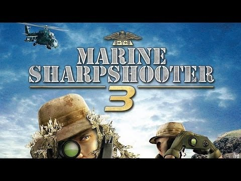 Marine Sharpshooter 3 Gameplay