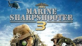 Marine Sharpshooter 3 Gameplay