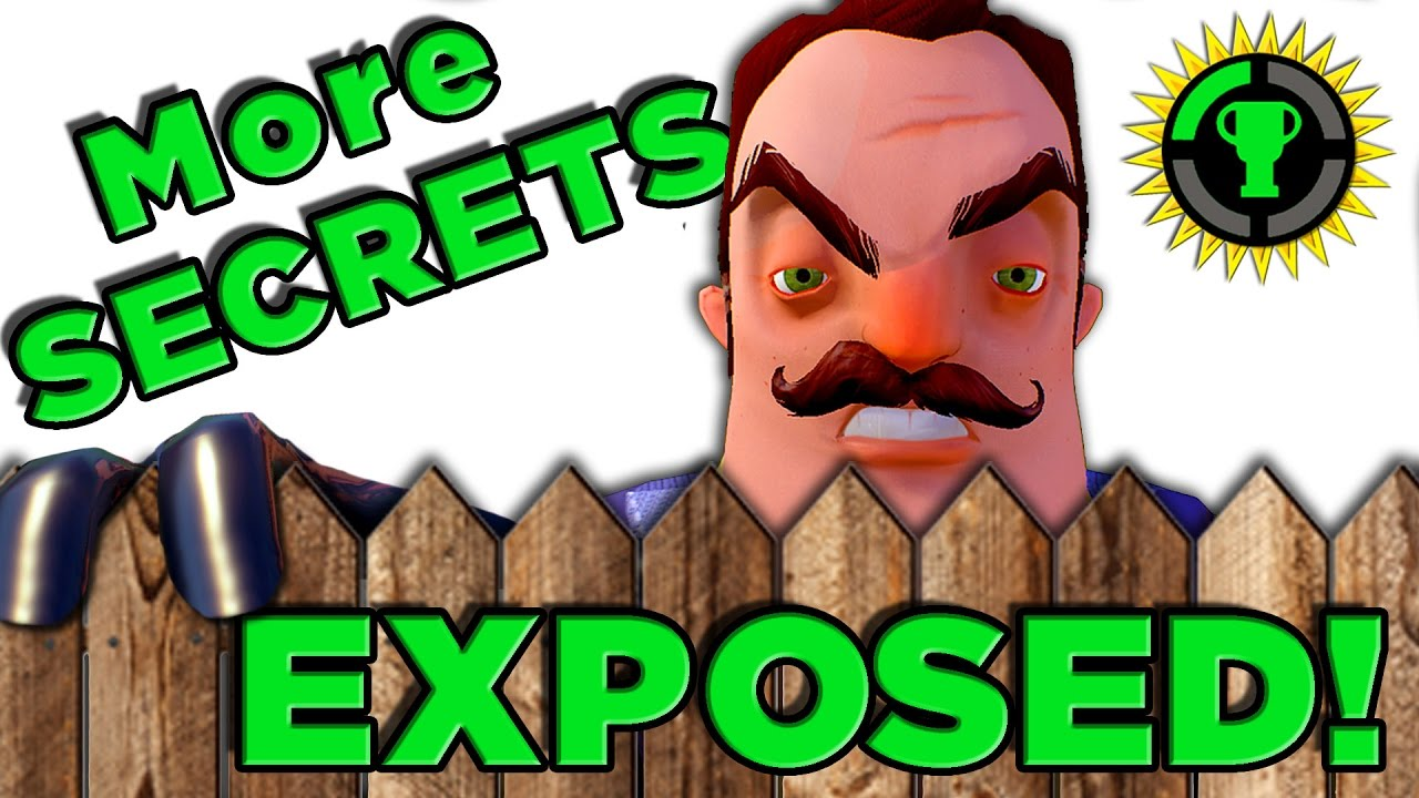 Game Theory: Hello Neighbor - Satan's Plot THICKENS!