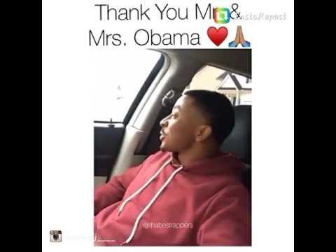 My president is black 💯