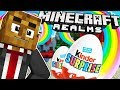 BRAND NEW SURPRISE EGG FACTORY TYCOON IN MINECRAFT REALMS