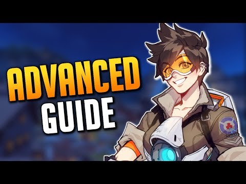 An Actually Advanced Tracer Guide. (Overwatch)