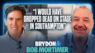 Bob Mortimer on Vic and Bob, WILTY and how a triple heart bypass gave him a new lease of life!