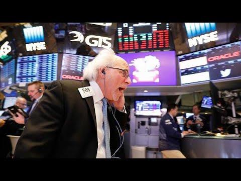 Bourse : retour sur une semaine noire