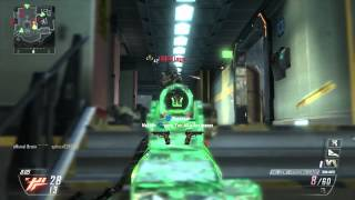 Probando el silenciador con la FAL - Black Ops 2