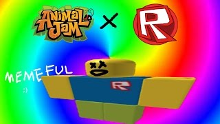 Animal Jam Club Geoz Music But With The Roblox Death Sound