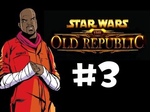 Star Wars The Old Republic: 8ball's Hands w/Nova, Sp00n & Kootra Ep.3