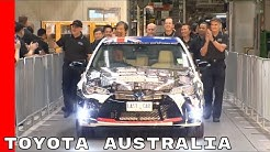 Toyota Australia Closes Production Operations After 54 Years