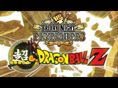 Friday Night Fisticuffs - Super Dragon Ball Z