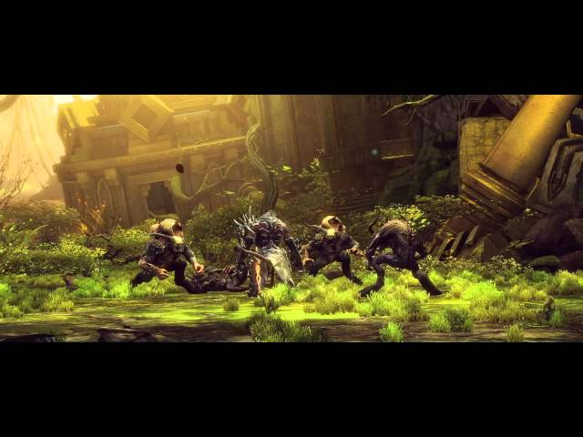 Guild Wars 2 - Heart of Thorns Trailer [DEUTSCH] [HD]