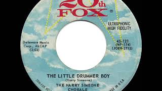 1958 HITS ARCHIVE: The Little Drummer Boy - Harry Simeone Chorale (original hit version)