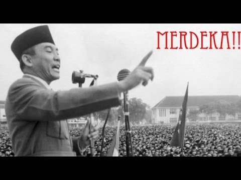 Kata Kata Bijak Soekarno yang Menyentuh Hati