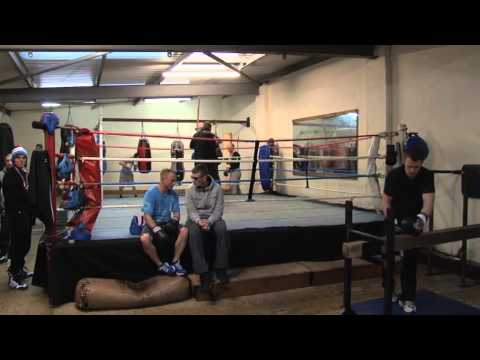Burton boxer Jonjo Finnegan's fight for recovery