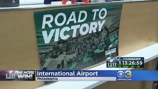 Eagles Fans Take Flight To Minnesota, Super Bowl LII