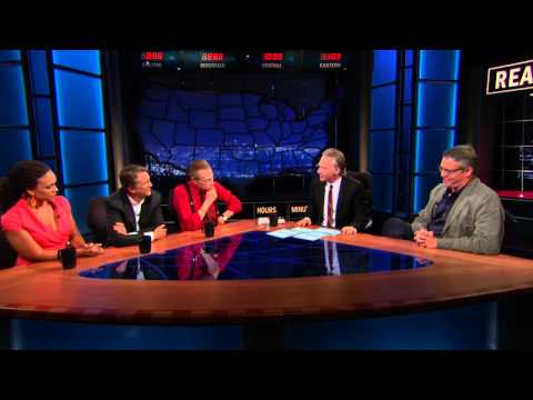 Real Time With Bill Maher: Overtime - Episode #215