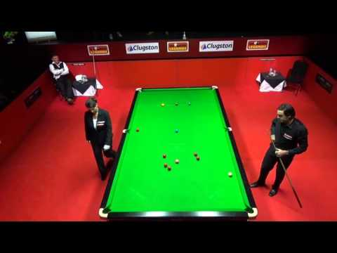 Ronnie O'Sullivan 147 Maximum VS Jimmy White -2015 Snooker Legends -