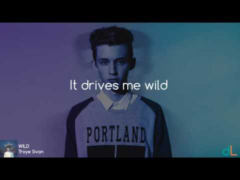 WILD - Troye Sivan (Lyrics) HD