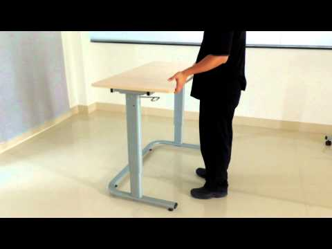 EVOLVE  Functional Table Fashion Model